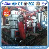 planta caliente de la pelotilla de madera de combustible de la biomasa de la venta de 9t/H China