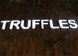 Signs를 위한 주문을 받아서 만들어진 LED 3D Letters