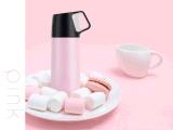 Bouteille d'eau, vasque isolé sous vide, tasse de voyage de café. 17 oz, acier inoxydable