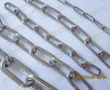Corrente do aço inoxidável da ligação DIN763