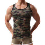 Bodybuildendes GroßhandelsCamo Trägershirt