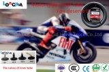 Hohes Prozent-Naturkautschuk-Motorrad-inneres Gefäß (2.75-18)