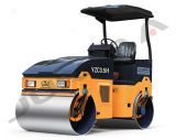 新しい状態およびDouble Drum Roller Type Vibratory Road Roller (YZC3.5H)