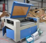CO2 Small MDF Wood Acrylic Granite Stone Paper FabricレーザーMachine 100W