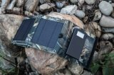 Solar Mobile Power Bank with Portable Foldable Charger Bag