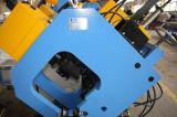 CNC de Machine van het Ponsen, het Merken en het Scheren voor Hoeken