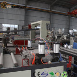 Houten Plastic Samengestelde Machine, Raad WPC/de Lijn van de Uitdrijving van het Profiel