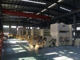 Metal de folha que dá forma a soluções, linha da imprensa de transferência, automatizada carimbando a linha, máquina de perfuração