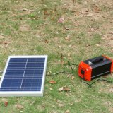 Emergência 73wh Portable Camping Power Supply Solar Generator