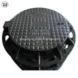 Rubber Gasketの頑丈なDuctile Cast Iron Machined Manhole Covers