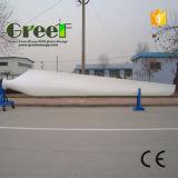 Lame de turbine de turbines horizontale de vent d'axe de fibre de verre avec du ce et l'OIN