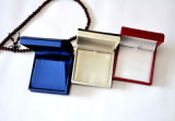Qualitätsschmucksache-Verpackungs-Kasten hergestellt von Leather-Ys334