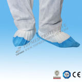 Wegwerfbares PP+CPE Shoe Cover für Women Used in Medical und in Healthcare