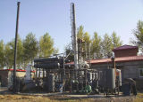 Planta de recicl usada do petróleo de motor do petróleo de 85% taxa final