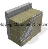 Dünne Wiedergabe-externer Wand-thermische Isolierung Rockwool Vorstand