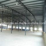 Structure CE certificat acier pour le bâtiment Fabriquer Entrepôt