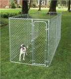 Собака клетки большого напольного металла звена цепи Breeding