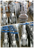 """API600 18 """" valvola a saracinesca dell'acciaio inossidabile di Class150 CF8"""