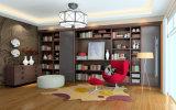 Tabeldesk de madeira moderno para a mobília do estudo do quarto de leitura (zj-003)