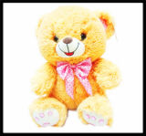 Peluche Bear do luxuoso 60cm de Toy Soft Fancy Exqusite da peluche