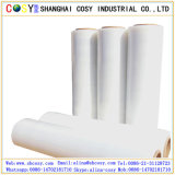 film estampé chaud de guichet de PVC personnalisé par 1.22*5om d'empaquetage flexible avec le bon collant