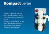Seko, das Pumpe mit kompakter Serie dosiert