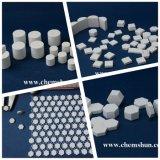 Chemshunの耐久力のあるアルミナ中国からの陶磁器半分シリンダー製造者