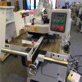 Le travail du bois à grande vitesse automatique a vu la machine de découpage
