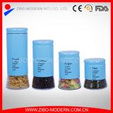 Tarros de cristal baratos al por mayor de la miel con la tapa hermética para el alimento