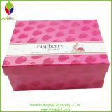Vakje van het Document van de luxe het Kosmetische Verpakkende
