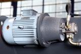 Freio da imprensa hidráulica do CNC Wc67y-80/2500 para a dobra da placa de metal