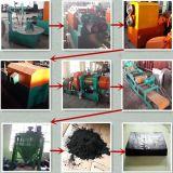 De Machines van het Recycling van de Band van het Afval van de Garantie van twee Jaar voor RubberPoeder