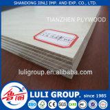 Cor branca da madeira compensada da melamina da fábrica de China com mais do que as experiências 30years