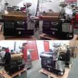 De hete Koffiebrander van de Trommel van de Goede Kwaliteit van de Verkoop 1kg Voor Verkoop