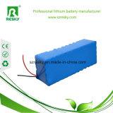36V 10.4 Li-Ion het Pak van de Batterij voor 250W de Elektrische Fiets van de Berg