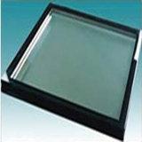 Baixa unidade de vidro isolada E