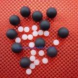 Esfera desobstruída do silicone