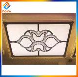현대 아크릴 천장 빛 장방형 샹들리에 램프