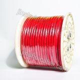 Câble en nylon de jupe, Thhn de cuivre nu solide