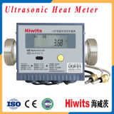 Mètre de chaleur ultrasonique chaud avec la sonde de débit avancée pour l'usage de ménage