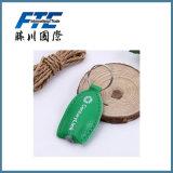 Corrente chave de couro genuíno de alta qualidade