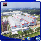 Metallhochbau projektiert industrielle Stahlkonstruktion
