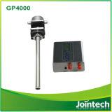 二重モニタリングのための燃料レベルセンサーを持つGPSの手段の追跡者は2つのタンク燃料レベルの二倍になる