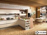 Armadio da cucina di legno dell'hotel dell'isola domestica francese moderna della mobilia