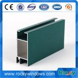 Windows를 위한 Hotsale 중국 공급자 바위 같은 밀어남 알루미늄 단면도
