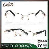 Рамка 42-996 металла Eyeglass Eyewear высокого качества оптически