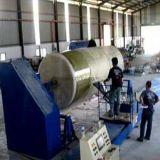 FRP/GRP vertikaler Becken-Heizfaden-Wicklungs-Maschinen-chemischer Becken-Produktionszweig