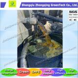 Máquina de reciclagem de pneus de lixo mais recente para o óleo de pirólise