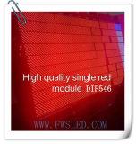 屋内P3.75 (SMD)単一カラーLED表示スクローリングテキスト