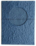 Tarjeta de felicitación única y textura